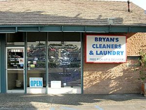 Bryans Cleaners Arroyo Pkwy