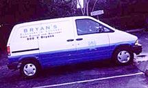Bryans Van