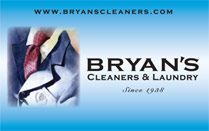 Bryans Cleaners Gift Card link