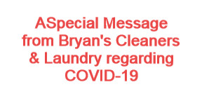 Bryan's Cleaners Customer Connect Portal link